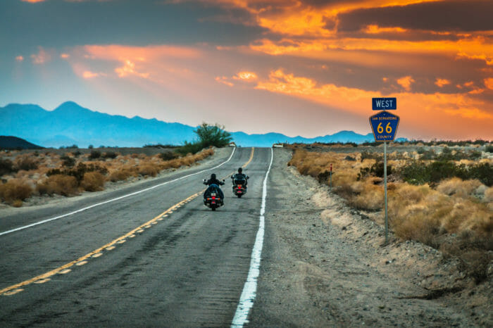 ROUTE 66 – USA