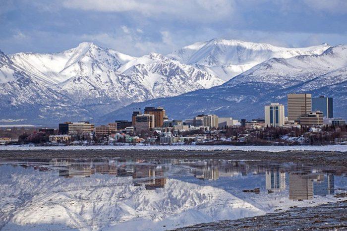 Alaska esperienza invernale