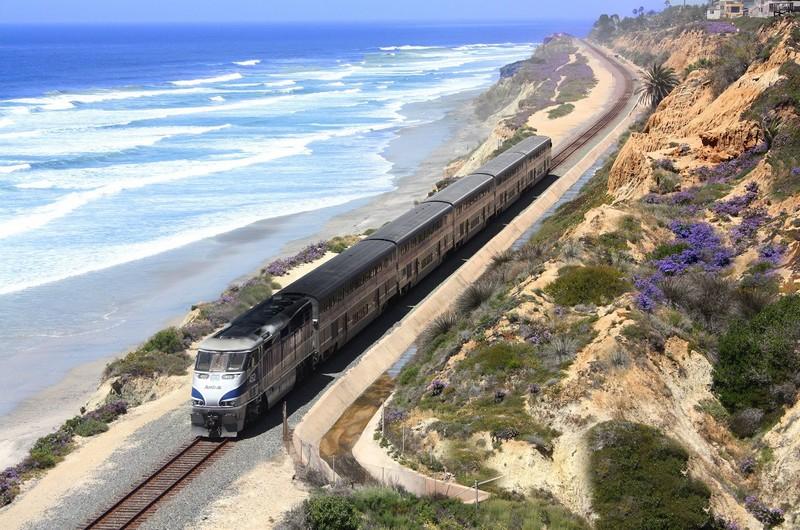 Amtrak california