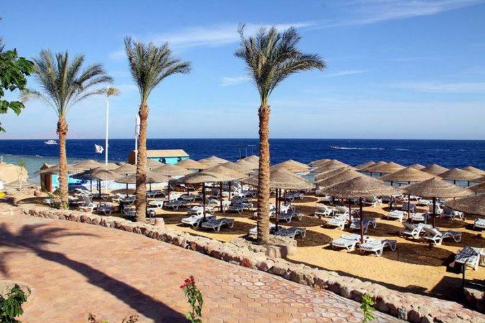 Sharm El Sheikh da Napoli