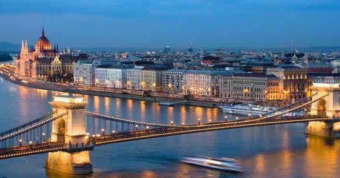 Primo novembre a Budapest