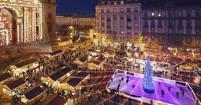 Epifania a Budapest