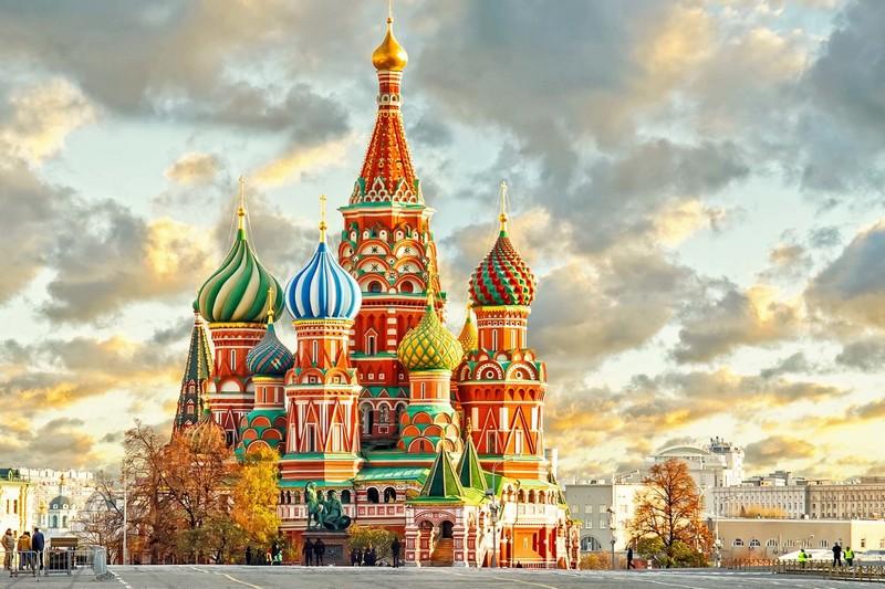 Tour Virtuale in Russia 21 maggio 2020
